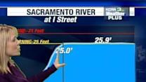 Eileen Offers Update On Rainfall Levels, River Flows