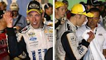 Keselowski: \x{2018}I should've stuck with beer'