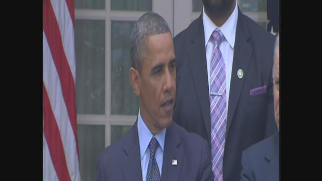 REPLAY: President Obama reacts to the Senate's rejection of expanded gun background checks