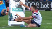 NRL refs boss admits bizarre Roosters try was wrong