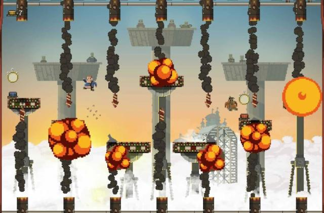 Try to survive a sadistic circus in 'Penarium' for PC and consoles