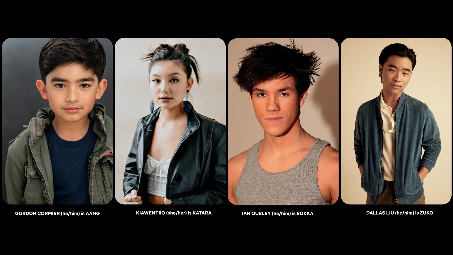 www.yahoo.com: Live-Action AVATAR: THE LAST AIRBENDER Announces Its Cast