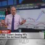 Cramer goes off the charts to get a deeper look at cannabis stocks