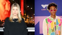 "Sofia Richie and Jaden Smith have been ""very flirty"", apparently"
