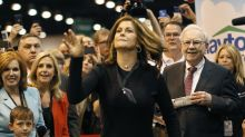 Warren Buffett's work ethic and integrity are 'extraordinary': Kathy Ireland