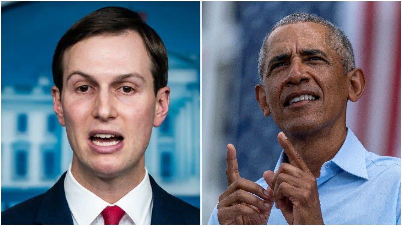 Barack Obama Slams Jared Kushner's Racist Remarks: 'Who Are These Folks?'