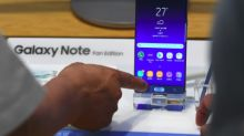 Samsung Electronics' record earnings see it overtake Apple