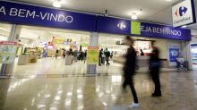 Carrefour prices Brazil's largest IPO in four years at bottom of range