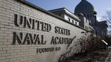 Midshipman asks judge to block his removal over tweets