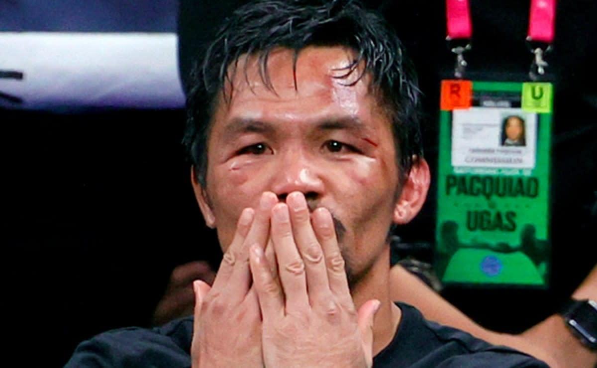 Manny Pacquiao confesó la última vez que lloró en el boxeo fue por un excampeón del mundo mexicano