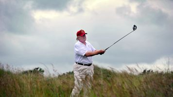Shutdown is killing Trump's golf game