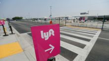 Lyft rides recover slightly in August, remain down 53% from last year