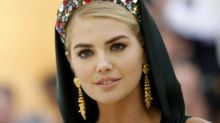 Supermodel Kate Upton pregnant with first child