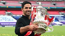 Mikel Arteta's Arsenal promotion recognises work during challenging period