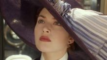 Kate Winslet: 'He looked at me and said, 'You - 'Titanic'. I burst into tears.'