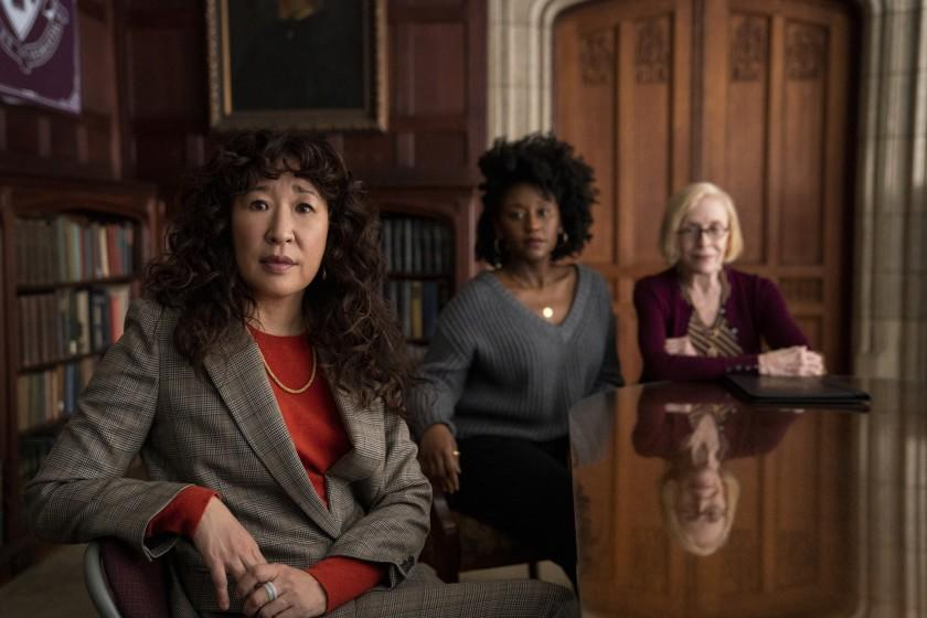 news.yahoo.com: I'm an Asian American woman in academia. Here's what 'The Chair' gets right