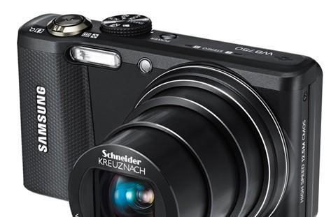 Samsung unveils WB750 camera, with long zoom for all your paparazzi needs