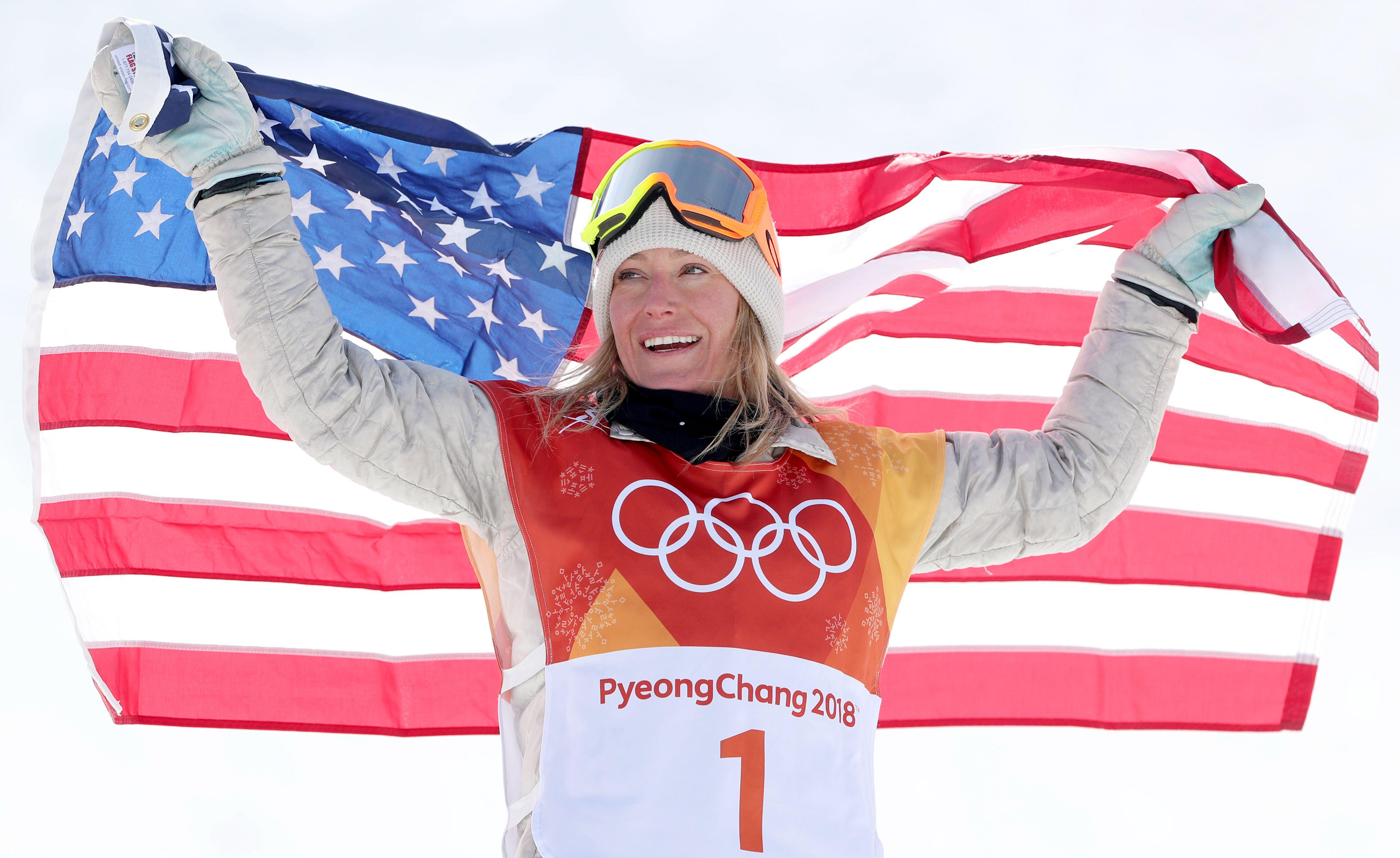 Olympic Gold Medalist Jamie Anderson Talks Olympics and ...