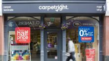 Carpetright to axe 300 jobs and close these 92 stores in rescue bid