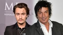 Tommy Lee's Son Brandon Shares Video Of His Unconscious Dad After Threatening Post
