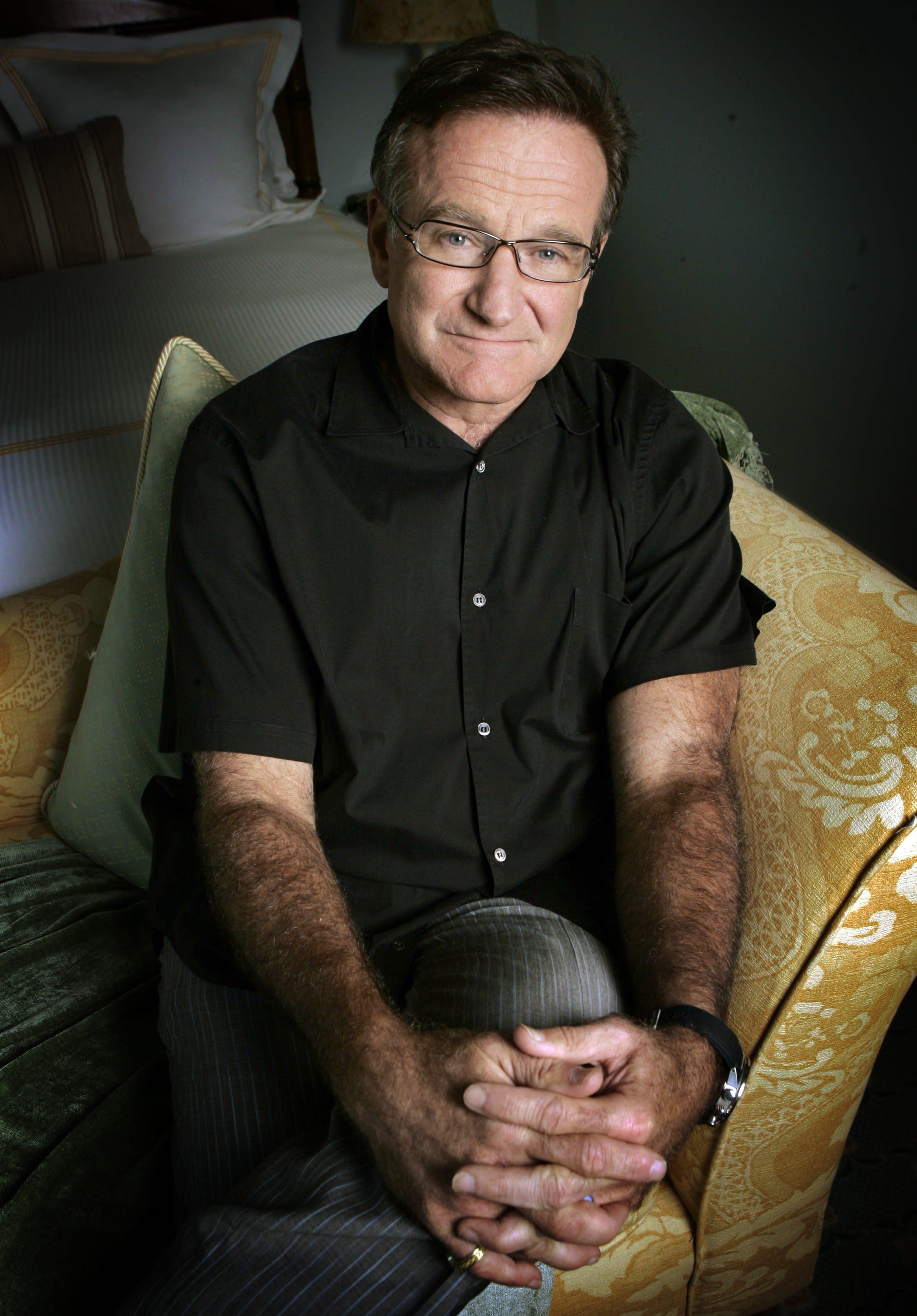Robin Williams, manic comedy star, dead at 63