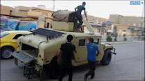 Sunni Militants Seize A Second Iraqi Town In Anbar