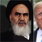 Ayatollah WHO?!?! Trump Announces Sanctions On Long-Dead Iranian Leader