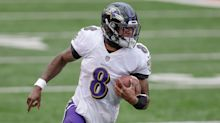Bills Fans Raise Money in Honor of Lamar Jackson After Ravens Quarterback Got Injured in Playoff Game