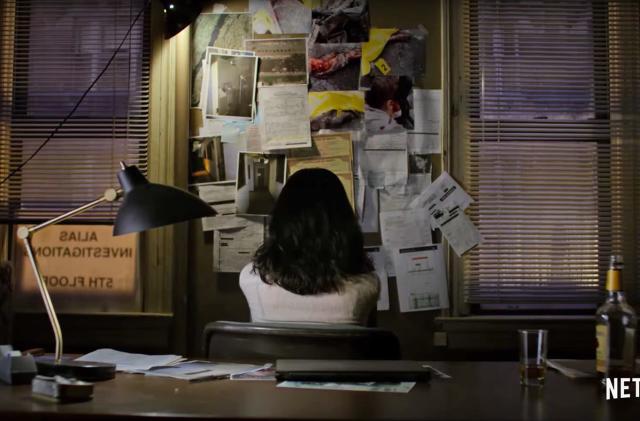 'Jessica Jones' season 2 trailer digs into a dark past