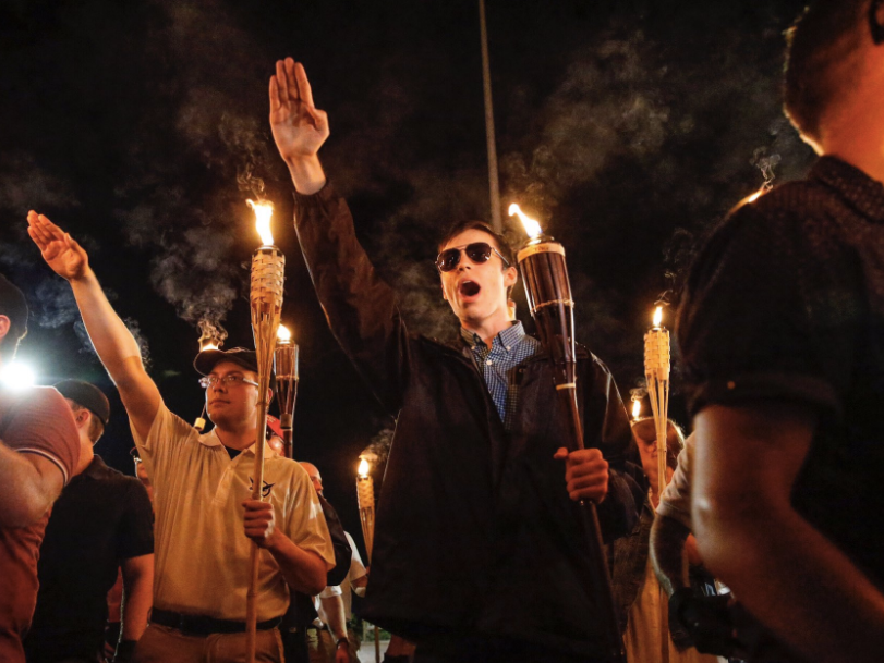 White Supremacists in Charlottesville Show Alt-Right's True Colors
