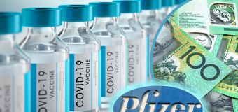 How much money will Pfizer make from COVID-19?