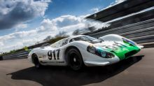 See how Porsche disassembled and restored 917-001