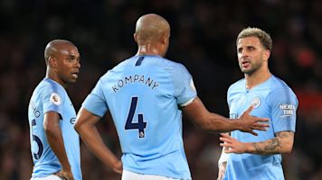 Fernandinho: Manchester City's 'animal' spirit will see us win the Premier League