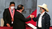 Peru opposition to lead Congress in setback for socialist Castillo