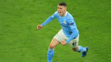 Foden will do his talking on the pitch, says Man City boss Guardiola