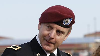 Army General Fined, Reprimanded in Sex Case