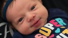 Grieving father warns of the importance of hand washing after three-week-old daughter dies