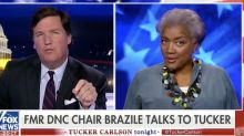 Donna Brazile on Fox News: Laughed at by Tucker, idolized by Hannity
