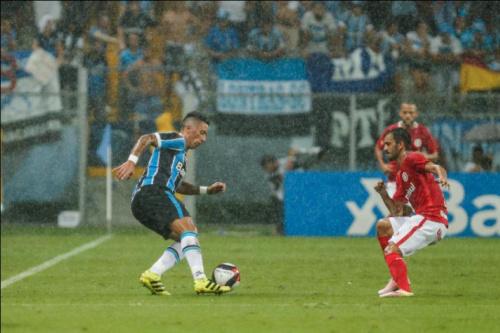 Exame aponta edema na coxa e Barrios é mais um desfalque para o Grêmio