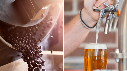 Climate change is coming for your beer and coffee