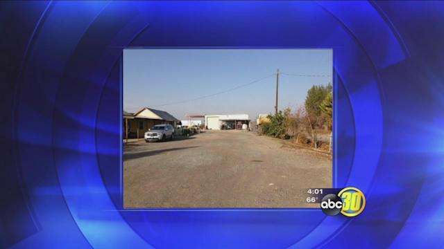 Suspect hit in Fresno County officer involved shooting