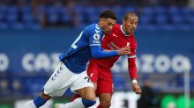 Everton vs Liverpool player ratings: Dominic Calvert-Lewin rescues point for Toffees in Merseyside derby