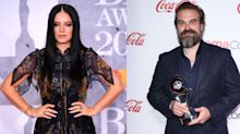 Lily Allen confirms she's dating 'Stranger Things' star David Harbour