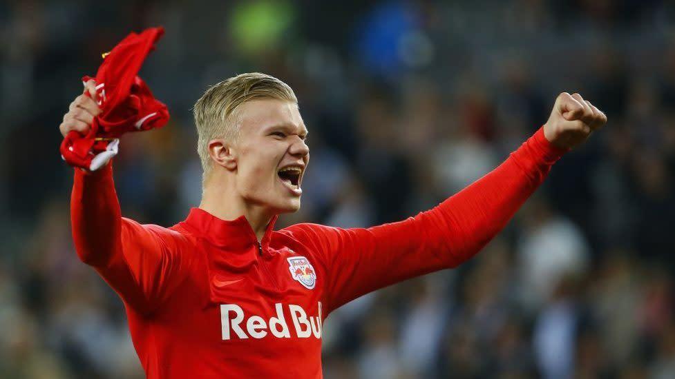 Report: Loader, Haaland to Man United; Upamecano to Man City
