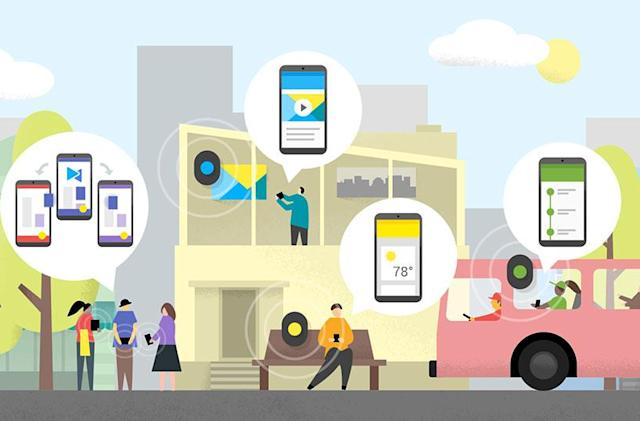 Google's Eddystone serves up location-based info via Bluetooth beacons
