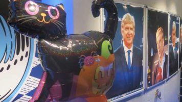 On a suivi Arsène Wenger au Japon