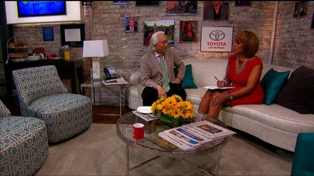 Why does it feel like fall in July? Michio Kaku explains in the Toyota Green Room