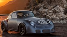 1960 Porsche 356 RSR Outlaw Coupe Destined For The Auction Block