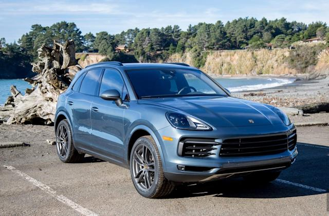 Porsche's sports car tech improves the new Cayenne SUV