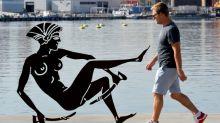 Ancient Greece-inspired erotic art sparks debate in Spain